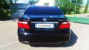 lexus LS600 VTC Platinium